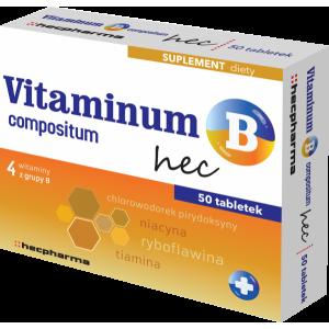 VITAMINUM B compositum 50...